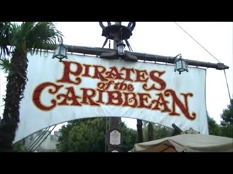 pirates of the caribbean disneyland paris youtube. Black Bedroom Furniture Sets. Home Design Ideas