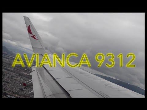 Airbus A321   AVIANCA   BOG-MDE   Bogota-Medellin