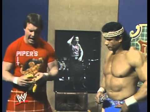 """Piper's Pit with Jimmy """"Superfly"""" Snuka (WWF 1984)"""
