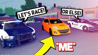 This Was NOT The Race I Was Expecting... (Roblox Ultimate Driving)