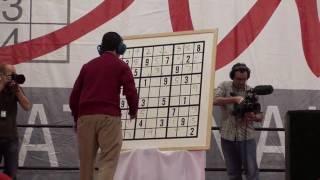 How to Lose a Sudoku Tournament
