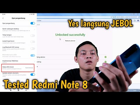 Unlock Bootloader Of Any Xiaomi [MIUI 11]  Phone JUST ONE CLICK  Unlock Official Source 2020.