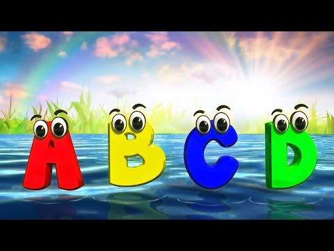 ABC Song | การเรียนรู้ภาษาอังกฤษ | ตัวอักษรภาษาอังกฤษ