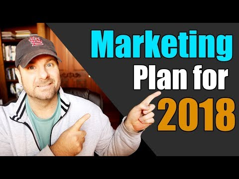 Online Marketing Strategies for 2018 - Simple 3 Step Marketing Plan Example