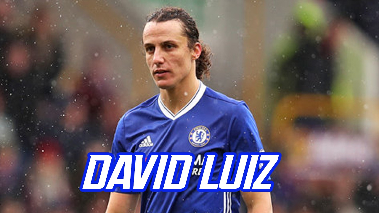David Luiz New Hair PES 2017 PSP PS2
