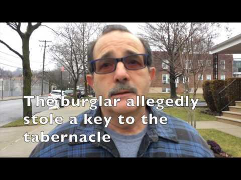 Watch video: Tabernacle key theft is 'unbelievable'