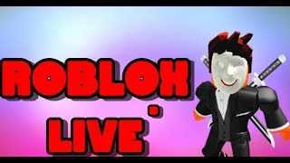 ROBLOX EN VIVO! MMC ZOMBIES PROJECT!🔴RD To 200 SUBS!! 🔴 VEN Y únete!