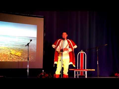 Асылбек Насирдинов. Концерт кыргызской этномузыки.