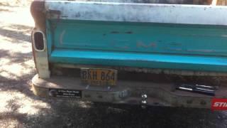 "1964 GMC ""Crustine""- New tailgate!"