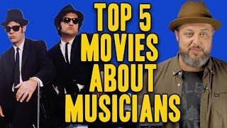 Top 5 Movies About Musicians | Marty Schwartz