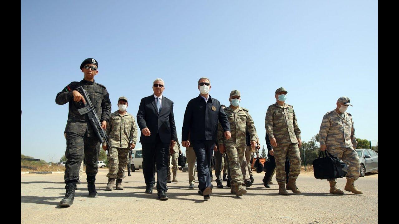 ما هي أهمية زيارة وزير الدفاع التركي للعاصمة الليبية طرابلس ؟