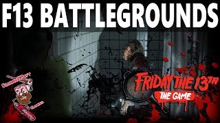 Friday the 13th: The Game | Battlegrounds