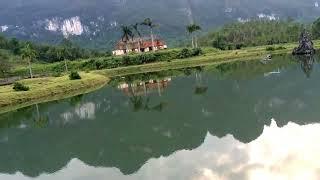 Thắng cảnh đồi Po/Hoa Bình - Po's Hill - Ecotourism zones - City landscapes of Hoa Binh, Vietnam