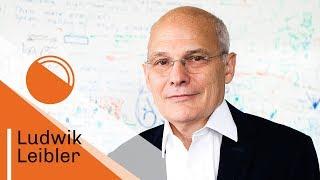 Ludwik Leibler, physicien et chimiste | Talents CNRS