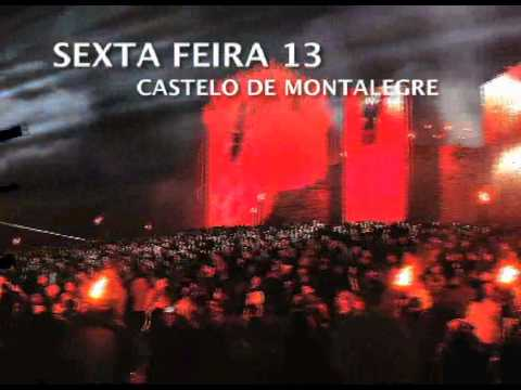MONTALEGRE - Sexta 13 (Julho 2012) - Spot Oficial