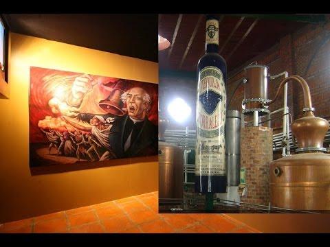 Visita al Museo corralejo y Hacienda Tequila Corralejo 2015