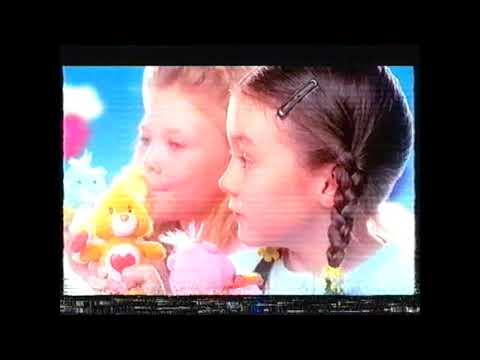 2004 McDonalds Happy Meal Action Man and Care Bears TV Commercial