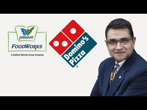 Jubilant Food - Baking A Growth Story For Dominoes Pizza