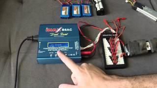 charger imax b6ac b6ac lipo nimh nicd parallel charging board em portugus
