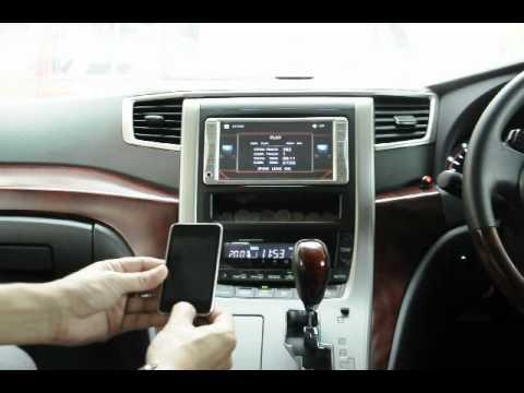 Toyota Vellfire FM Convertor -listen to Malaysia Radio Freq (7.5mHz~108.0mHz)