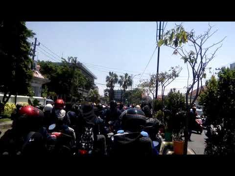 Demo Surabaya Hari Ini