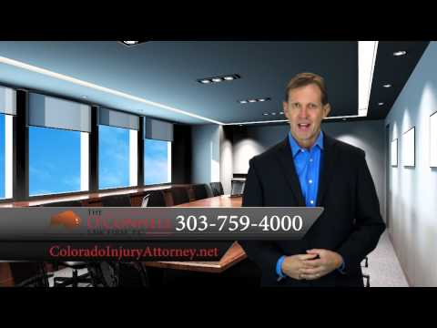Personal Injury Attorney Colorado Springs – 303) 759-4000 – The O'Connell Law Firm, P.C.