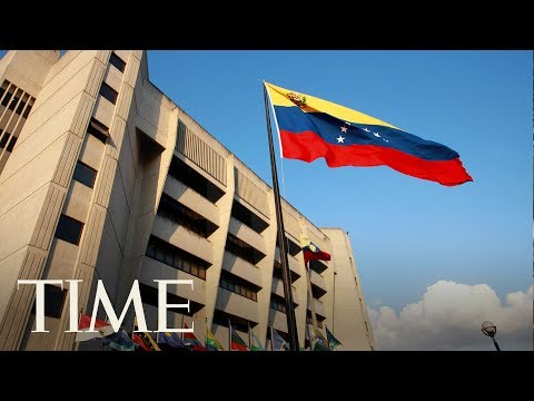 Venezuelan President Nicolas Maduro Says A Helicopter Opened Fire On The Supreme Court | TIME