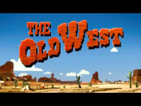 The Lego Movie Videogame - The Old West Town Music Theme