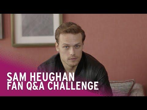 Outlander' Star Sam Heughan Not Dating Mackenzie Mauzy For