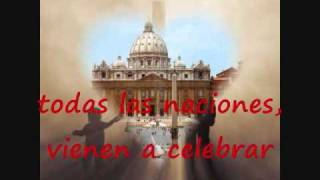 tomad y comed (letras) - MUSICA CRISTIANA CATOLICA