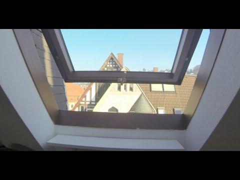 Dachfenster einstellen youtube - Velux dachfenster einstellen ...