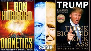 Donald Trump & Scientology - separated at birth?