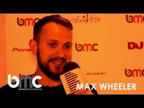 Max Wheeler (Anushka) interviewed @ BMC 2015