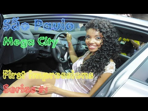 Fanciful Sao Paulo | Remarkable Brazil | Impressions of a Multi Million Metropole | City Look #1