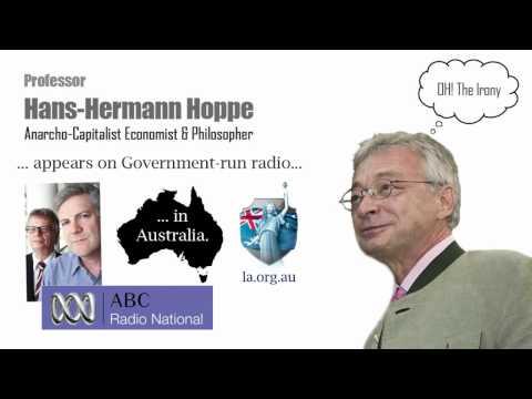 Hans-Hermann Hoppe on Australian Radio