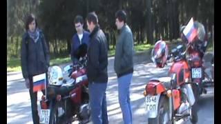 видео с открытия мотосезона 2011 в Урене. 14.05.2011