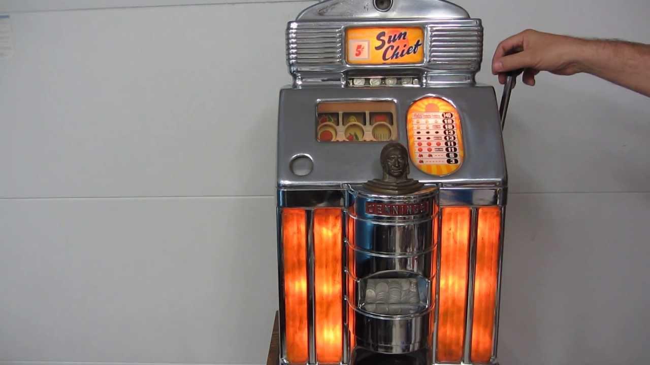 9 suns slot machine