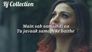 Whatsapp Status Mann Bharya Female Version