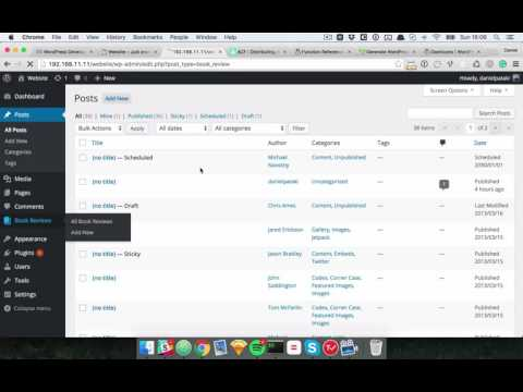 Building Plugins – WordPress Development for Beginners