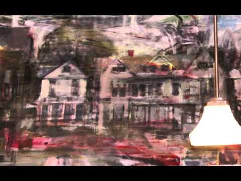 Jackie Kearns, Berkshire Artist. Photos/Video:Susan Geller. Music:Nico Wohl.©art/photos/music.