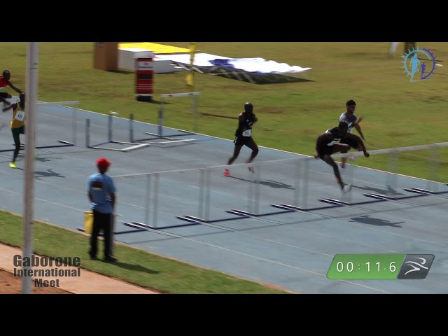 Men 110m Hurdles Promotional