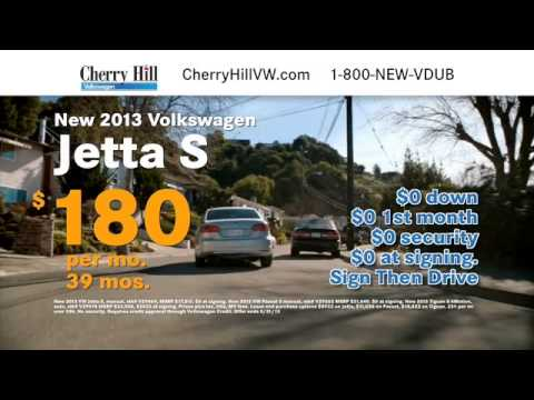 Cherry Hill Volkswagen - Sign Then Drive Event