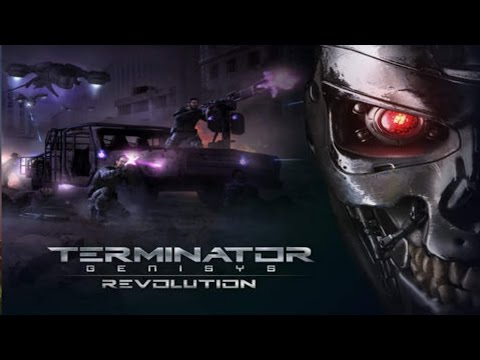 Terminator Genisys  Revolution (By Glu Games Inc) iOS/Android Trailer HD Gameplay