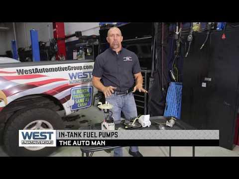 In-Tank Fuel Pumps