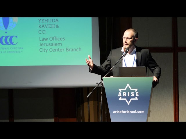 Calev Myers :: Kickoff at the ARISE Summit 2018