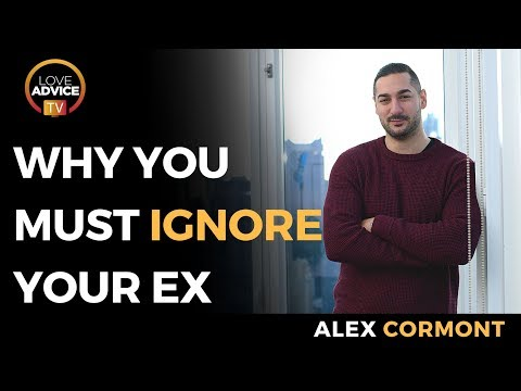 Ignoring Your Ex | Why It's CRUCIAL To Get Your Ex Back