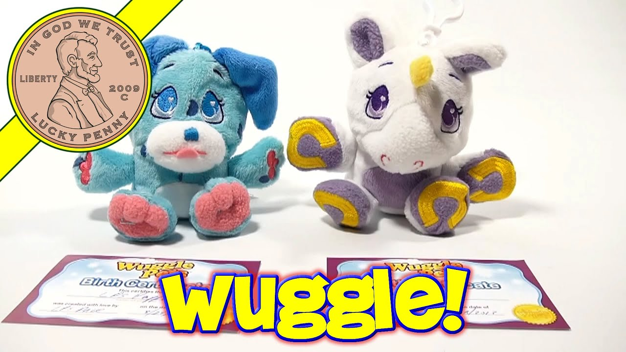 Wuggle Pets Starter Kit As Seen On Tv Making Stuffed Animals
