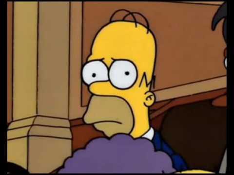 Homer simpson
