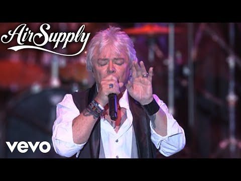 Air Supply  Power of Love Live in Hong Kong
