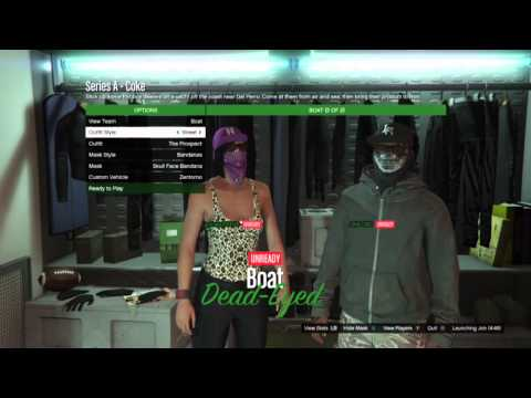 GTA HEISTS IN DA H00D PART:1 [series funding]